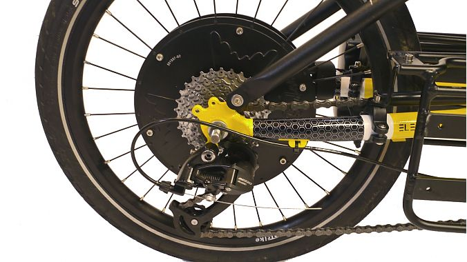 Falco hub motor