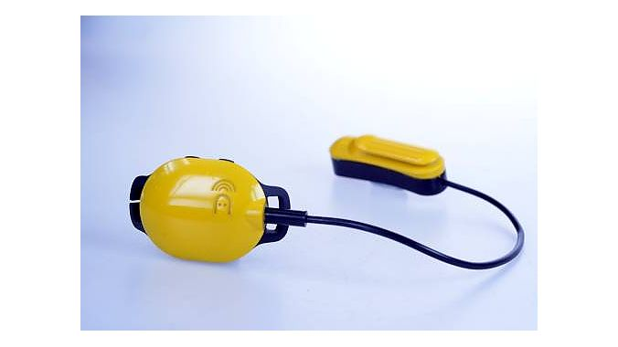 The Marlin GPS Tracker.