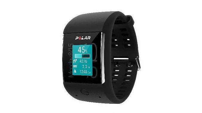 The Polar M600 Watch.