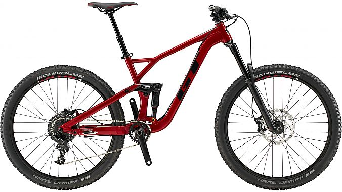 GT Force Alloy Comp