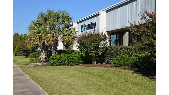 Hawley-Lambert's headquarters in Lexington, South Carolina, has 10,000 square feet of office space and and a 50,000-square-foot warehouse. It is complemented by distribution centers in Levis, Quebec; Sparks, Nevada; and Camp Hill, Pennsylvania.