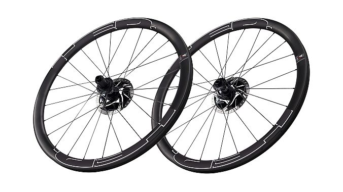 Hed Cycling Vanquish 4 aero disc wheelset