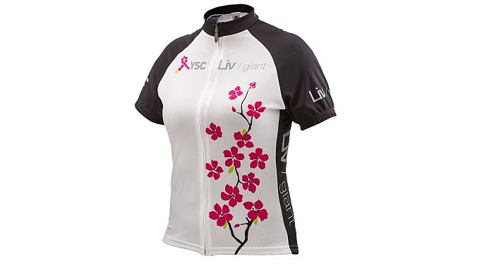 Liv/Giant Inspire jersey