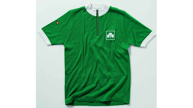 Ireland team jersey by De Marchi