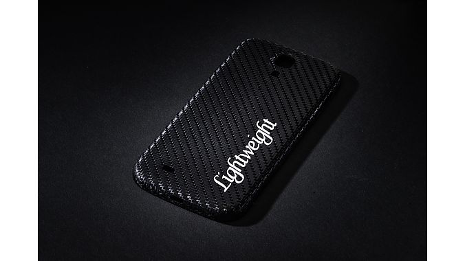 The Lightweight Schutzschild case for the Galaxy S5.