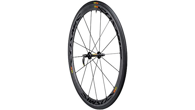 The Mavic Cosmic Carbon 40C