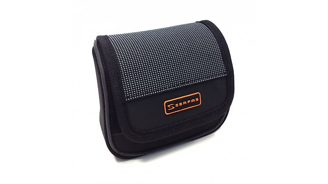 The Serfas Medium Soft Case