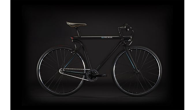 The NYC designers sought to make a bike that had utility and functionality, but could be stripped down and ridden in a more simple form factor.