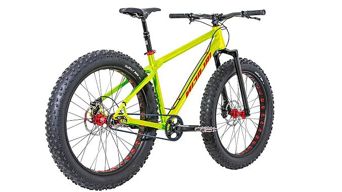 The Nicolai Argon Fatbike with Gates Carbon Drive.