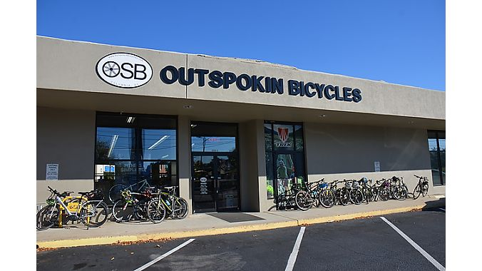 Outspokin' Bicycles opened in 1983 in Columbia, and Brian Curran bought the shop in 1997. Two years ago he brought aboard his store manager as a 50 percent business partner. Last October, they opened a second store about 12 miles away in Irmo, South Carolina, which was devastated by a historic flood two days after the store opening.