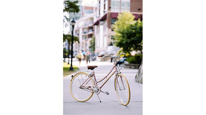 The Pedal Chic Radiate Dutch-style city bike retails for $357.