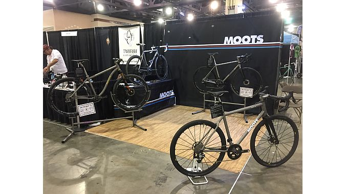 Moots attended its first Philly show.