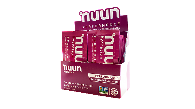 Nuun launches new Performance drink mix for speciality market