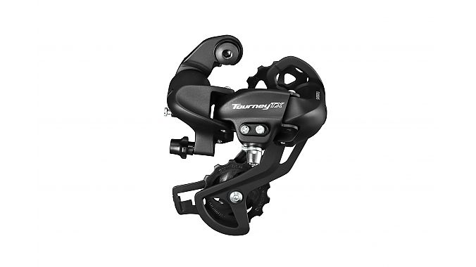 New Tourney rear derailleur.