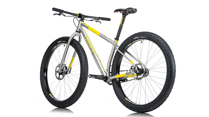 The Niner ROS 9 Plus IMBA LTD Edition.