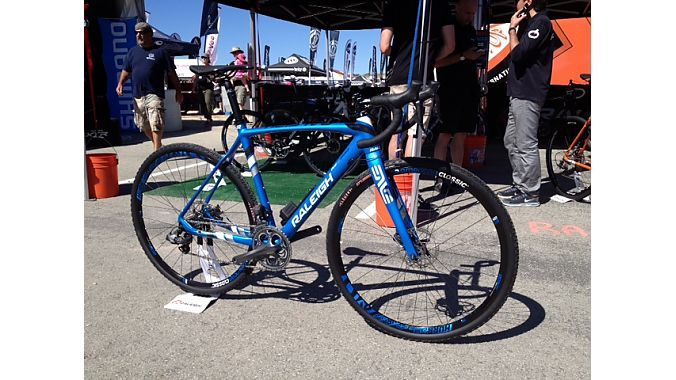 Raleigh's top-of-the-line RXC Pro Disc