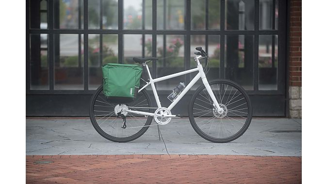 Roll: Bicycle Company's custom 1:Bike is currently being funded on Kickstarter. It will be available online and at the company's four retail locations in three builds starting at $700.