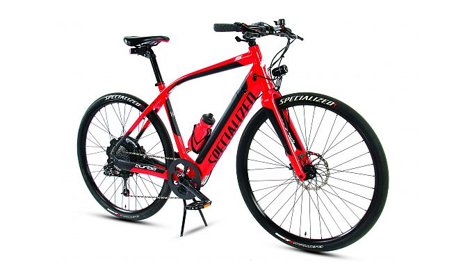 Specialized Turbo e-bike