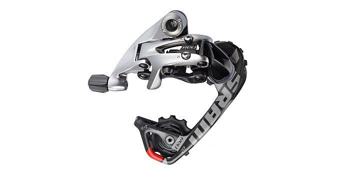 A Red 22 WiFli rear derailleur also will be available for larger gear ranges