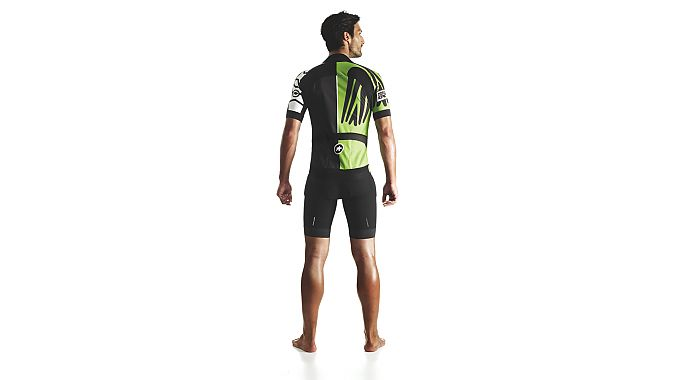 The Cape Epic jersey is available in three colors.