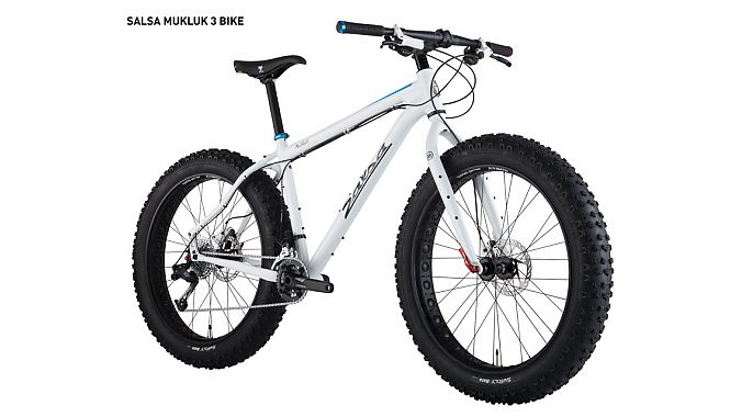 Photo: Consumers are being told to immediately stop using bicycles equipped with the recalled Salsa Bearpaw forks.