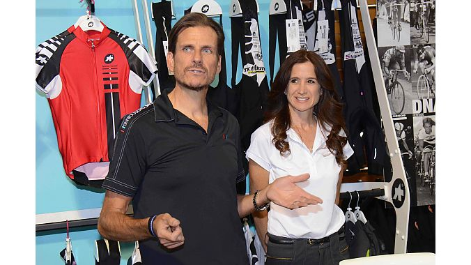 Serious Cycling owners Scott and Jennifer Johnson are passionate about growing cycling in the Conejo Valley and have implemented various initiatives in their store to make it easier for people to get started on the bike. Its Smart Start Cycling starter kit includes everything riders need to roll, including riding safety lessons.