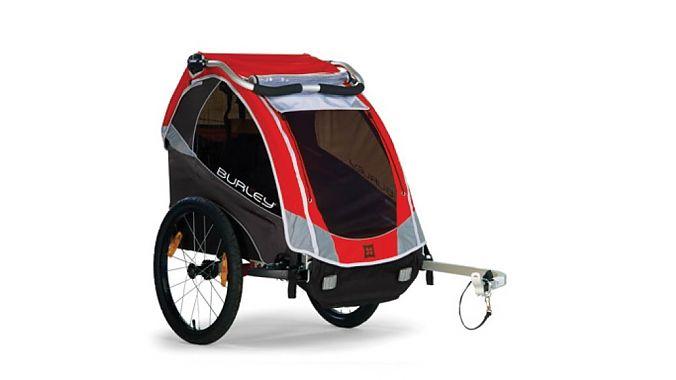 The Burley Solo 2013-2015 model.