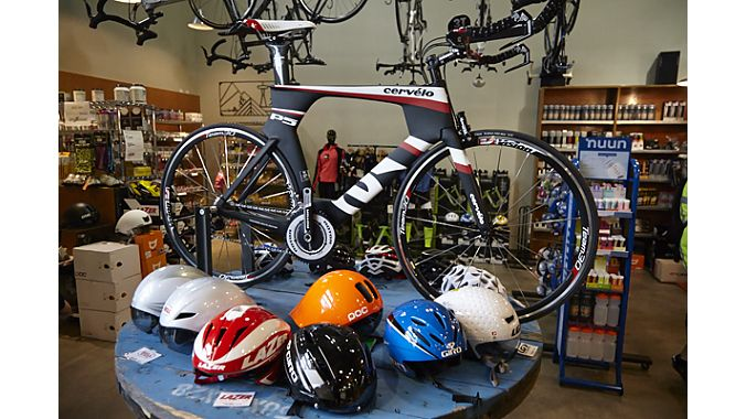 The high-end aero tri bike and helmets are still dream equipment for many multi-sport warriors.