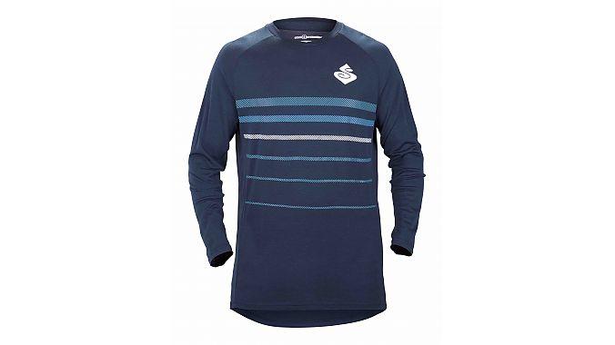 Sweet Protection Badlands Merino jersey.