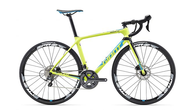 The TCR Advanced 1 Disc.