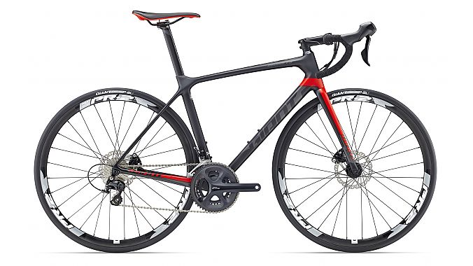 The TCR Advanced 2 Disc.