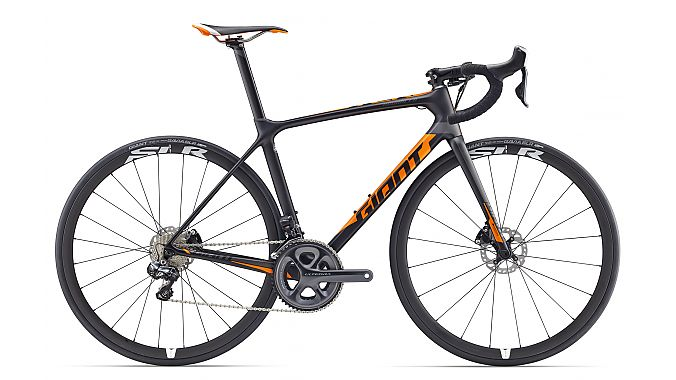 The TCR Advanced Pro Disc.
