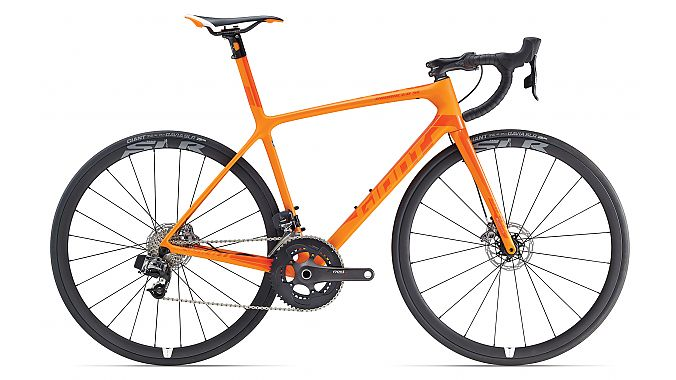 The TCR Advanced SL Disc.