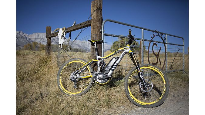 Currie Technologies announced this week that the first electric bikes equipped with the Bosch system have landed in the U.S. The German Haibike XDURO 29-inch hardtail and the XDURO 27.5-inch full-suspension mountain bikes are shipping to retailers now. Both will retail for around $4,000.