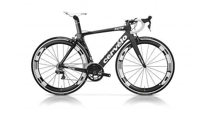 The all-new Cervelo S5 was unveiled at Eurobike this week.