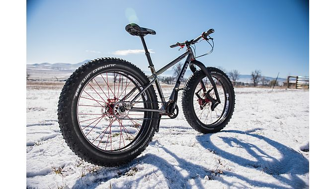 Reeb is launching its new fat bike in time for Global Fat Bike Day.