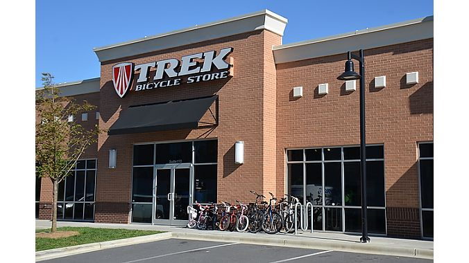 While being a Trek store means there will always be a bit of a corporate image, the Trek Store of Charlotte goes out of its way to appeal to all cyclists, from seasoned riders to families looking to get into cycling. Weekly rides are supplemented by kids' rodeos and programs in local schools and the YMCA. And the shop has invested a lot of time training women interested in their first Tri It for Life triathlon.