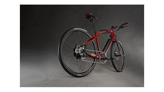 Specialized Turbo e-bike - too fast for U.S.