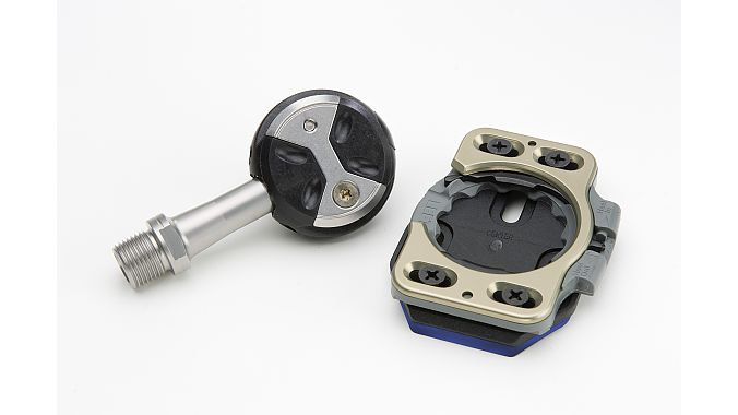 Photo: Speedplay's goal with Light Action pedals was to make clipless pedals more appealing to cyclists.