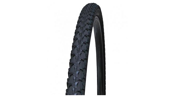 The WTB Cross Wolf TCS tire.