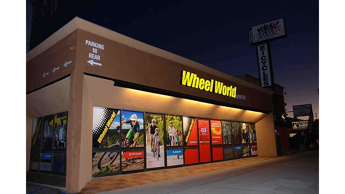 With stores in Culver City and Woodland Hills, Wheel World has served the Greater Los Angeles cycling community since 1945 when it opened as a Schwinn dealer.