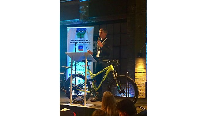 IMBA announced it has named former pro mountain bike racer Dave Wiens chairman of its board of directors.