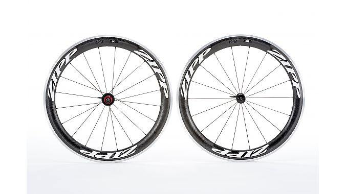 The Zipp 60 Clinchers.