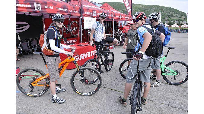 DealerCamp: Staff of AJ's Cyclery, Austin TX