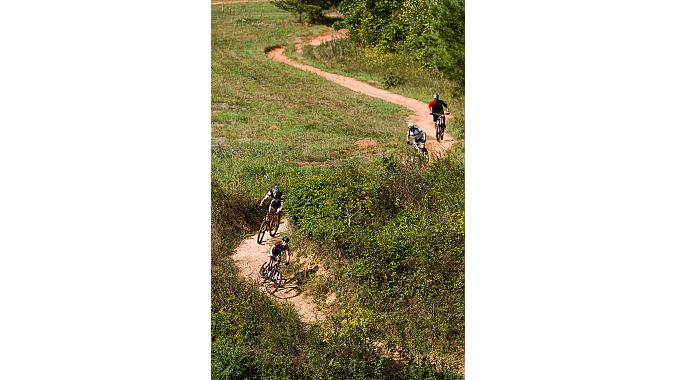 The U.S. National Whitewater Center in Charlotte, North Carolina — host venue for Interbike's inaugural CycloFest trade and consumer festival — has 25 miles of trails available for bike demos.