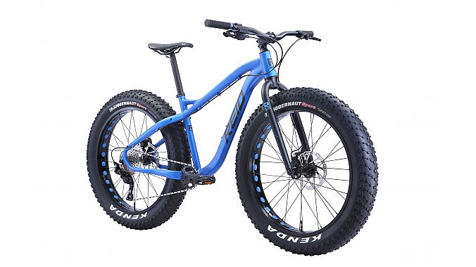 The Reid Ares fat bike for 2020.