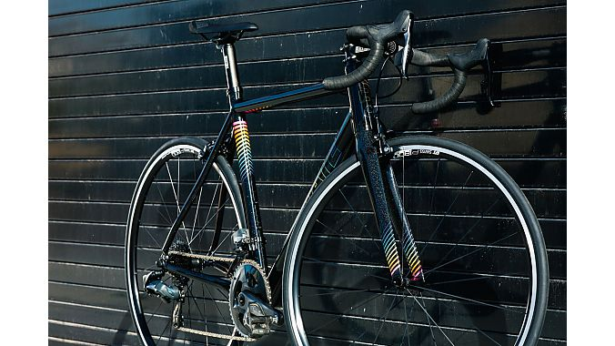 The Undefeated Road is State Bicycle Co.'s first performance road bike.