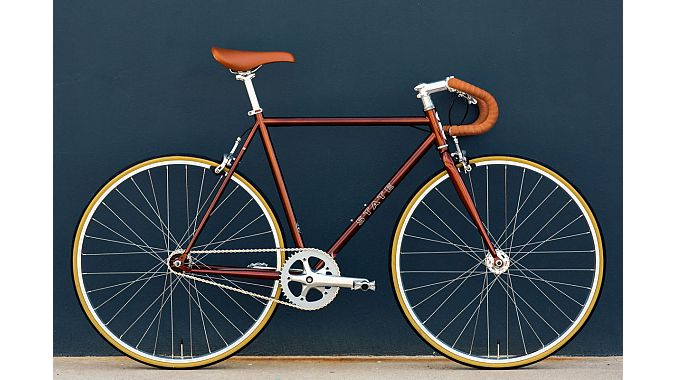 State Bicycle's 4130 steel.