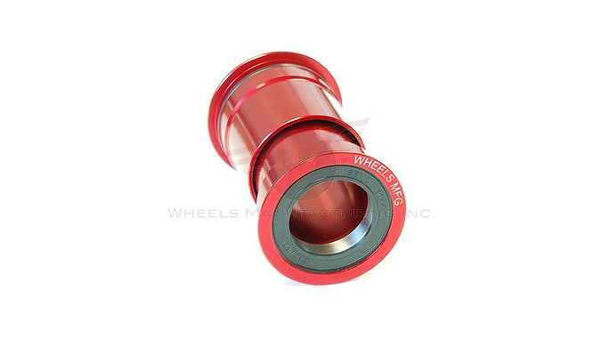 Wheels Manufacturing bottom bracket with ceramic bearings