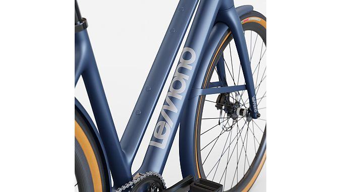 The LeMond Dutch e-bike.